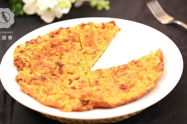 泡面煎饼—迷迭香的做法