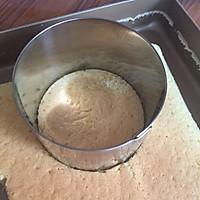抹茶奶酪蛋糕的做法图解5