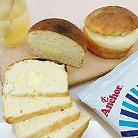 椰浆奶酪包#安佳烘焙学院#