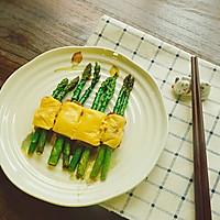 好吃又有范儿,快手早餐芦笋培根卷。