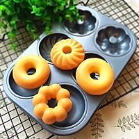 """冻干水果干甜甜圈蛋糕#享""""美""""味#"""