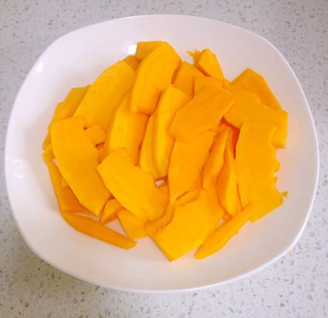 手工制作薯条步骤图