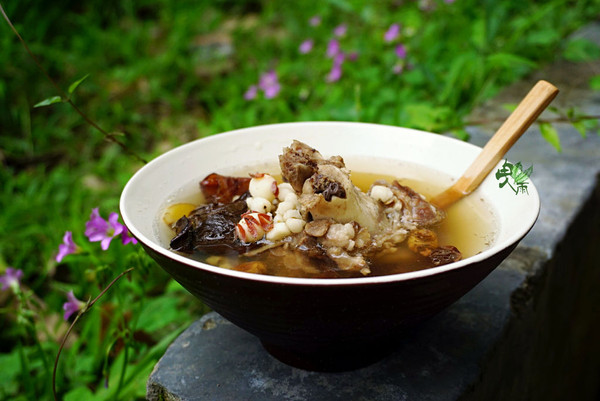 谷雨节气 | 健脾祛湿汤(薏米,芡实,木棉花干)