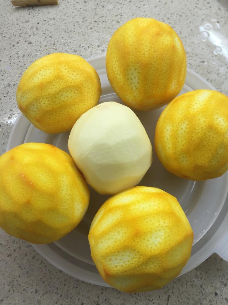 橙子酵素的做法图解1