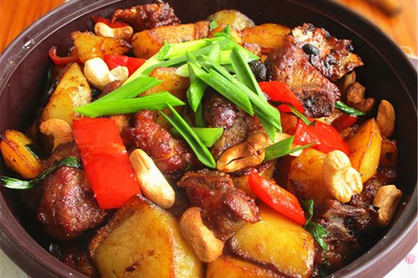 豉香土豆小排骨的做法