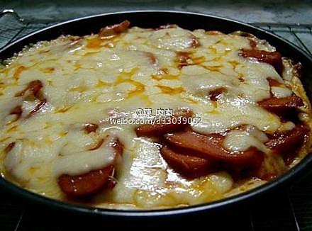 豆蘑炖蛋的做法