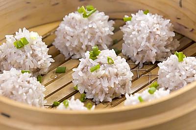 珍珠丸子|美食台