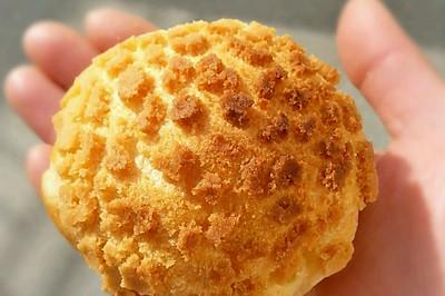 酥皮泡芙(配香草奶油陷)