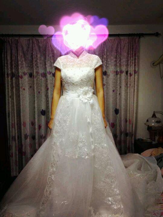 按照婚纱样式设计图纸
