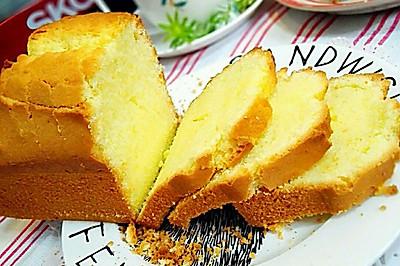 砂蛋糕~喜欢沙沙的口感