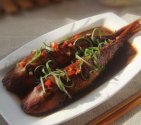 酱烧红娘鱼的做法