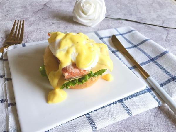 元气早餐|班尼迪克蛋(自制荷兰汁)