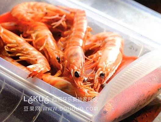 虾细胞结构