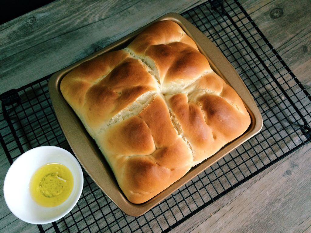 老面包的做法图解12