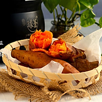 压力锅版烤红薯