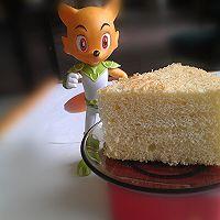 小米戚风——带小米清香,一点点糯糯的