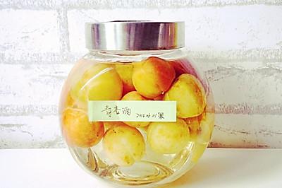 夏日特饮—青杏酒