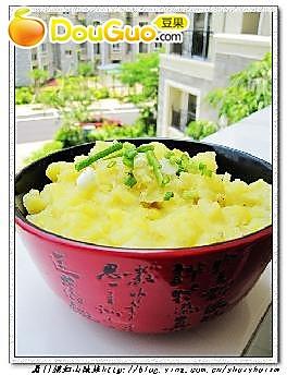 美味土豆泥的做法