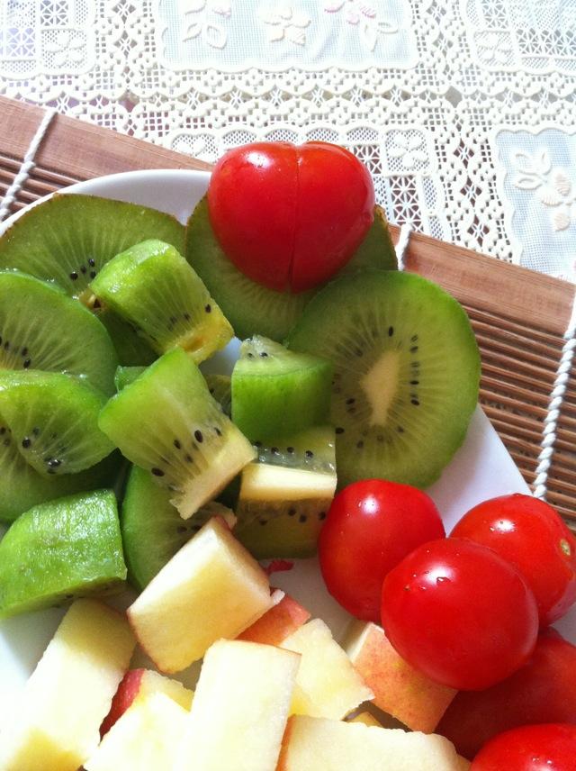 简单水果拼盘的做法步骤