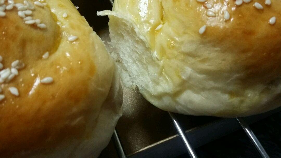 葡萄干面包卷的做法图解18