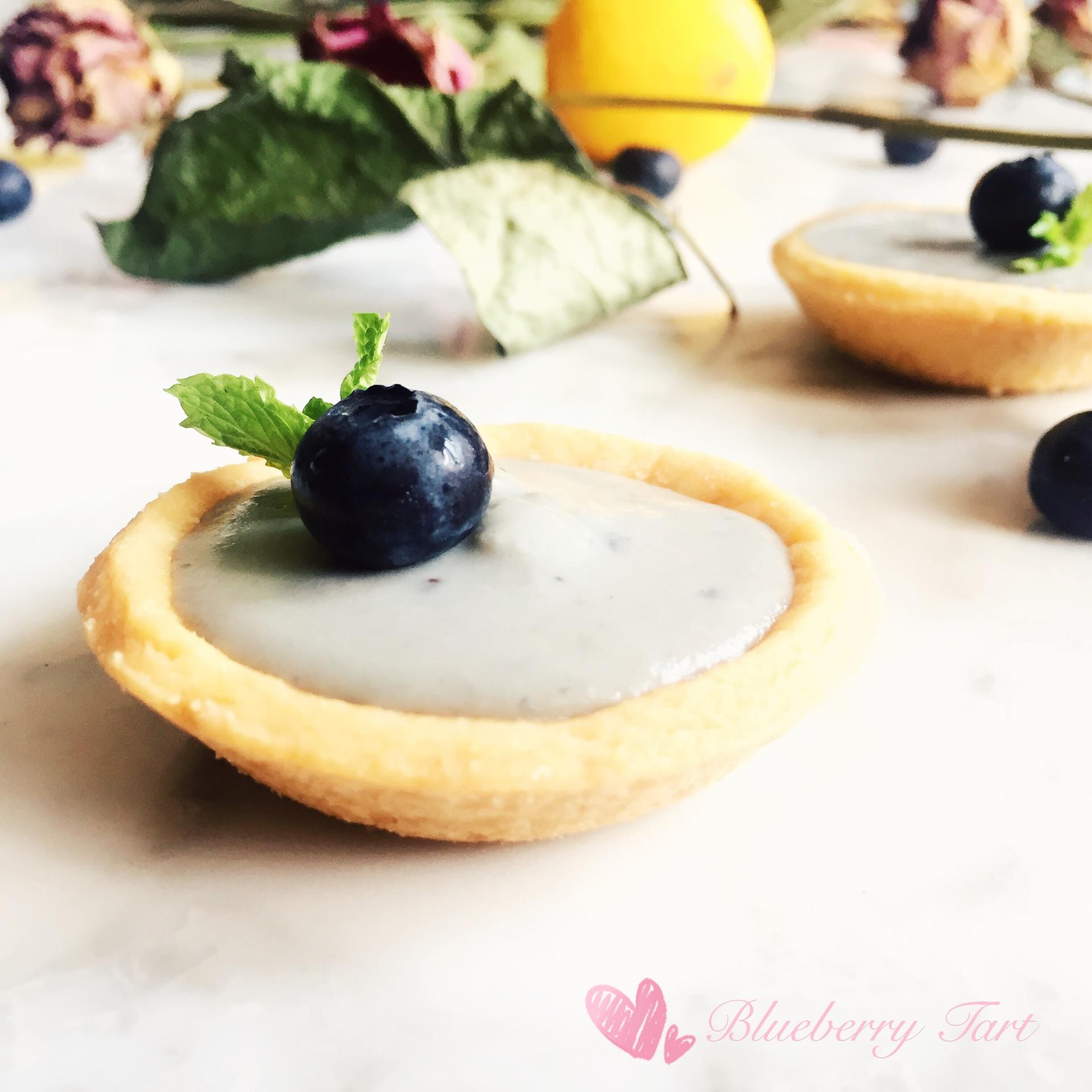 蓝莓塔冻#烘焙梦想家(华北)#的做法