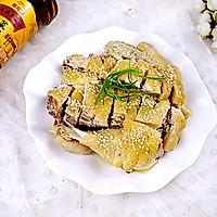 隔水蒸鸡#金龙鱼外婆乡小榨菜籽油 最强家乡菜#