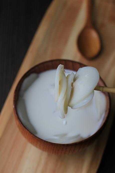 一碗牛奶简笔画