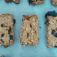 黑加仑燕麦饼干