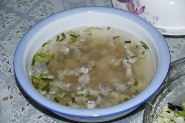温州鱼圆汤的做法