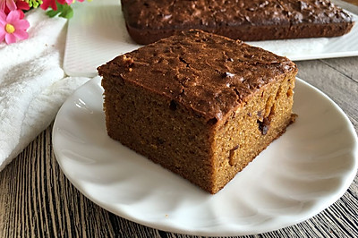 红枣麦芬蛋糕