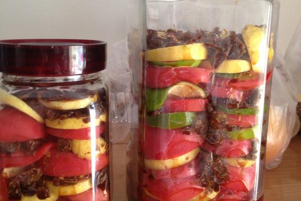 番茄酵素的做法
