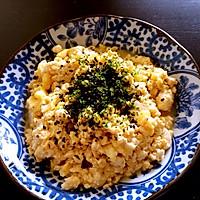 花家简单料理-嫩豆腐炒蛋