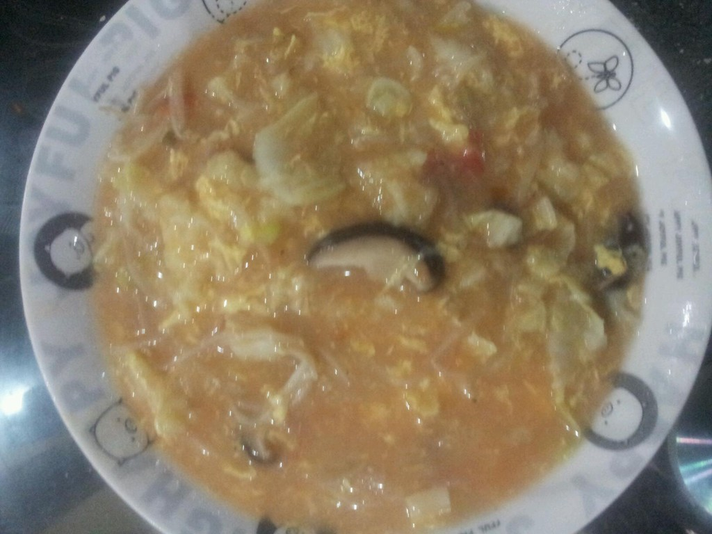 疙瘩汤的做法_【图解】疙瘩汤怎么做好吃_林某男_家常