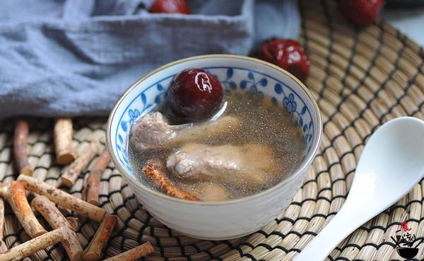 五指毛桃排骨汤