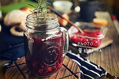 冬季热饮之覆盆子热红酒