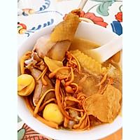 猴头菇养胃鸡汤
