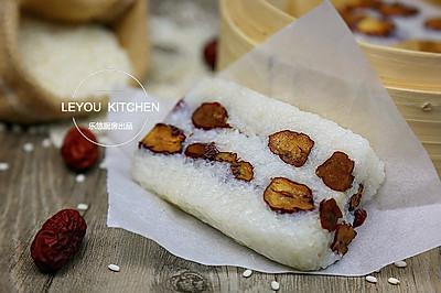 红枣糯米切糕