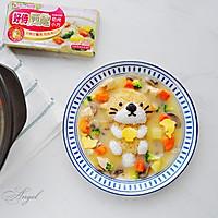 奶炖时蔬水獭饭#手残党VS西餐大厨#