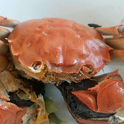 清蒸大闸蟹的做法_【图解】清蒸大闸蟹怎么做好吃