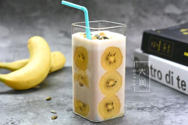 补充钾质-香蕉思慕雪