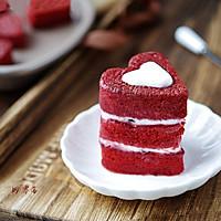 酸奶红丝绒蛋糕#盛年锦食.忆年味#