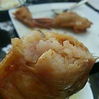 台湾美食-鸡翅包饭