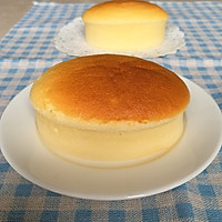 迷你无油酸奶蛋糕