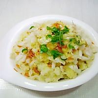 酸菜土豆泥