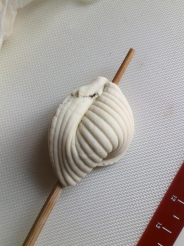 贝壳椒盐花卷的做法图解18
