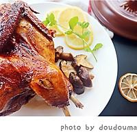 坤博砂锅烤窑鸡