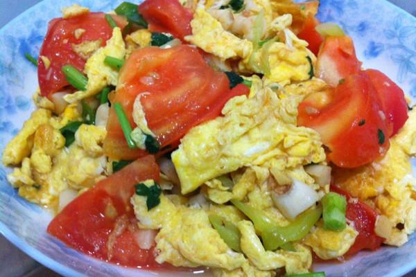 西红柿炒鸡蛋的做法_【图解】西红柿炒鸡蛋怎