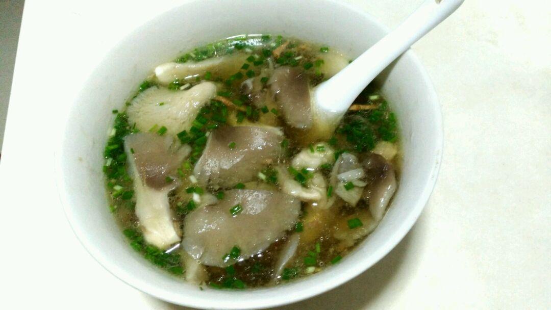盐适量白胡椒粉适量痛风碎做法的菜谱步骤v痛风:本病人的肉汤的平菇菜谱适合图片