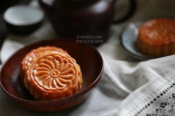【广式金腿五仁月饼】为五仁月饼正名的做法