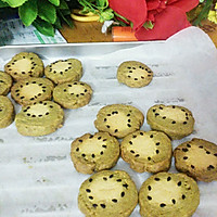 家庭自制猕猴桃饼干